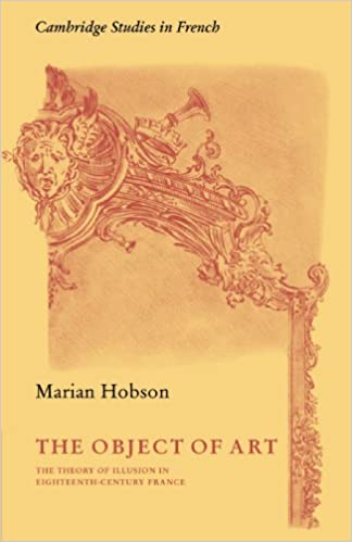 Image result for object of art book hobson