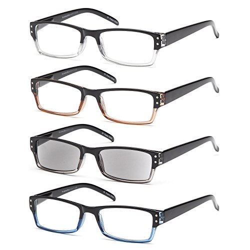 Spring Rectangular Reading Glasses Readers product image