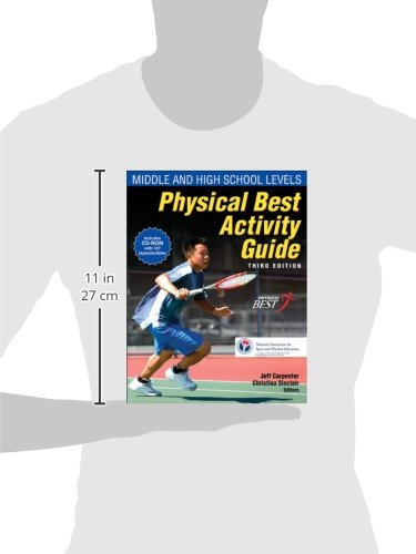 Physical Best Activity Guide: Middle and High School Level-3rd Ed