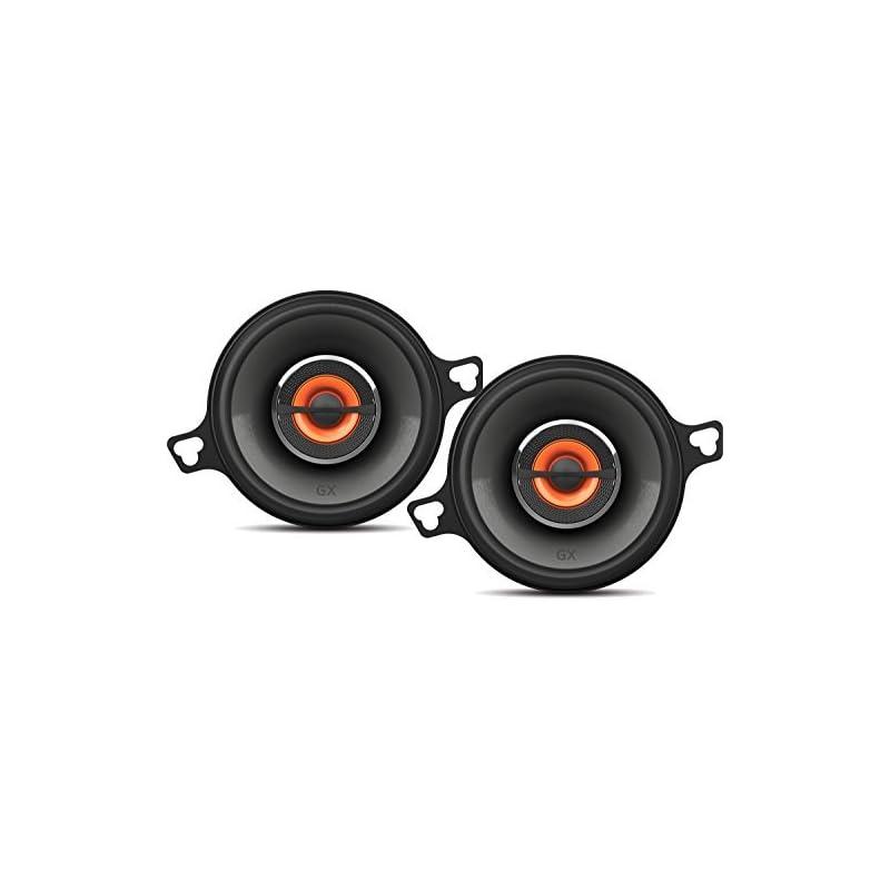 "JBL GX302 150W 3.5"" 2-Way GX Series Coaxial Car Loudspeakers"