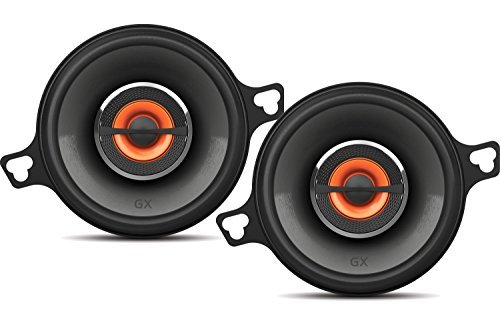 2-Way GX Series Coaxial Car Loudspeakers (150w Rms Speaker)