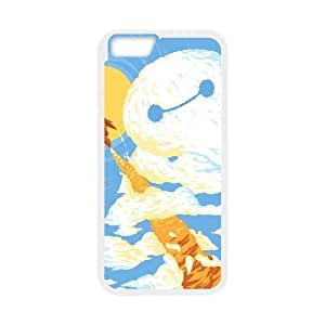 "DIY baymax art Case, DIY Cell Phone Case for iphone6 4.7"" with baymax art (Pattern-5)"