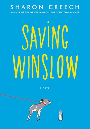 Saving Winslow by HarperCollins