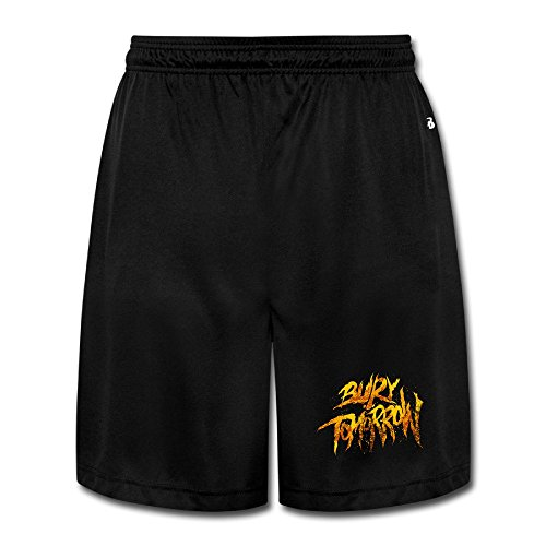 Bury Tomorrow Performance Shorts Sweatpants Mens Workout - Beverly At Center Shops