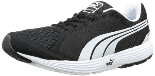 Puma Descendant v1.5 187287 Herren Laufschuhe, Schwarz (black-white 03), EU 44 (UK 9.5) (US 10.5)