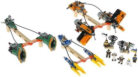 Lego star wars brick orange ref 30165//set 7171 mos espa podrace