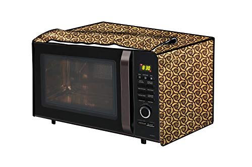 The Furnishing Tree Microwave Oven Cover for Samsung 21 L Convection