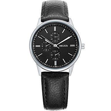 Sports watches Relojes de Hombre Pareja Reloj de Moda Reloj de Pulsera Cuarzo/Piel Banda