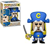 Funko POP! AD Icon: Quaker Oats - Captain Crunch with Sword