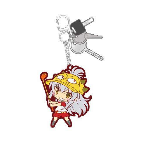 Samurai girl Hook up my daughter Key ring [Golf Ver. Singen]