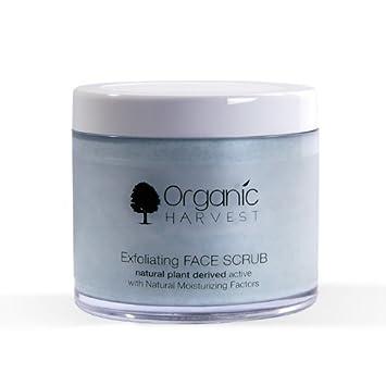 Amazon com : Organic Harvest Exfoliating Face Scrub (50