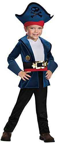 UHC C (Jake And The Neverland Pirates Costumes Toddler)