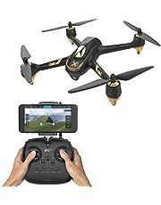 Hubsan H501A X4 Brushless Drone GPS 1080P HD Cámara 5.8Ghz FPV WiFi y 2.4Ghz RC Cuadricóptero App Control con HT011A Transmisor