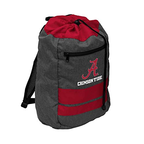 Logo Alabama Crimson Tide NCAA Journey Backsack - Cardinal,