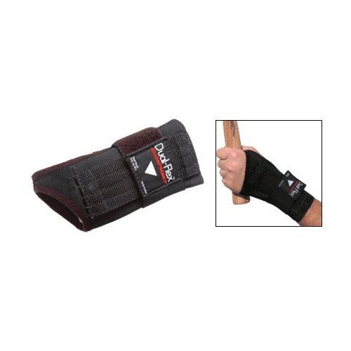 CRL Extra Large Dual Flex Wrist Supports by CR ()