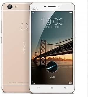 VIVO X6 Plus Unlocked Smartphone Android 5.1 Dual 4G MT6752 Octa Core 4GB 64GB 5.7 inch 1920x1080 Pixels Dual SIM (White+Gold)