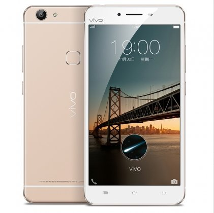 VIVO X6 Plus Unlocked Smartphone Android 5.1 Dual 4G MT6752 Octa Core 4GB 64GB 5.7 inch 1920x1080 pixels Dual SIM (White)