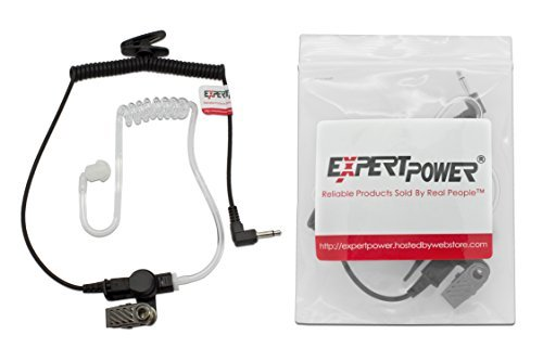 ExpertPower XP-617_1N Listen Only Acoustic Earpiece with 3.5mm Connector ()
