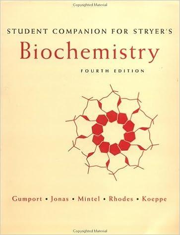 Stryer Biochemistry 4th Edition Free Download