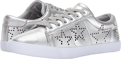 G by GUESS Women's Mollie Silver Sandal