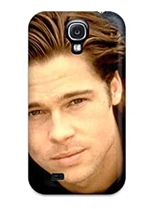 Amy Poteat Ritchie's Shop New Style Case Cover Brad Pitt Compatible With Galaxy S4 Protection Case