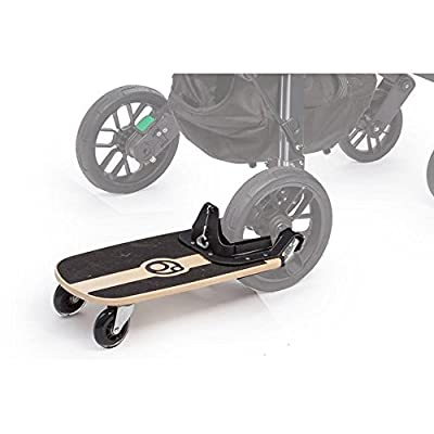 Orbit Baby Sidekick Stroller Board, Natural Wood/Black by Orbit Baby that we recomend individually.