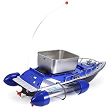 YOOYOO Mini RC Wireless 200M Fishing Lure Bait Boat for Finding Fish