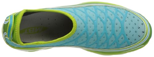 Afiya Slip Blue MBT Scuba on Lime Women's Athletic A5xnwqF7