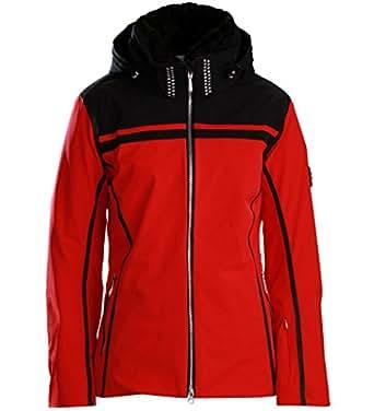 Amazon.com: Descente Women's Jacklyn2 Ski Jacket, Electric