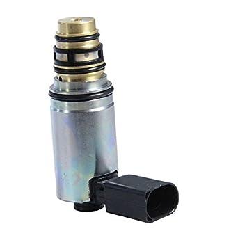 Válvula Conector climática Compresor Interruptor de presión climática Compresor,: Amazon.es: Coche y moto