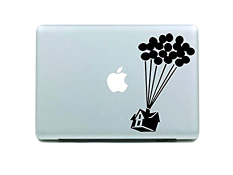 Ordenador Portátil Hot Ballon Pattern Macbook Laptop Film Sticker Cubierta de Protección Paster para Air/