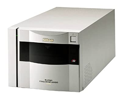Nikon Super Coolscan 8000 ED Film Scanner