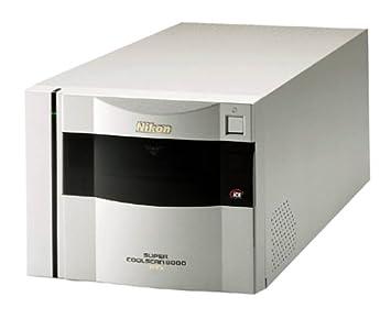 Nikon Super Coolscan 8000 ED (LS 8000 ED) Film/Slide Scanner ...