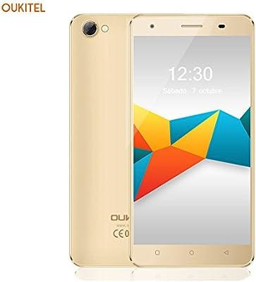 OUKITEL C5 3G Smartphone 5.0 Pulgadas Android 7.0 MTK6580 Quad ...