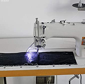 Ac220V-250V Super Bright 20 LED máquina para coser ropa luz y US ...