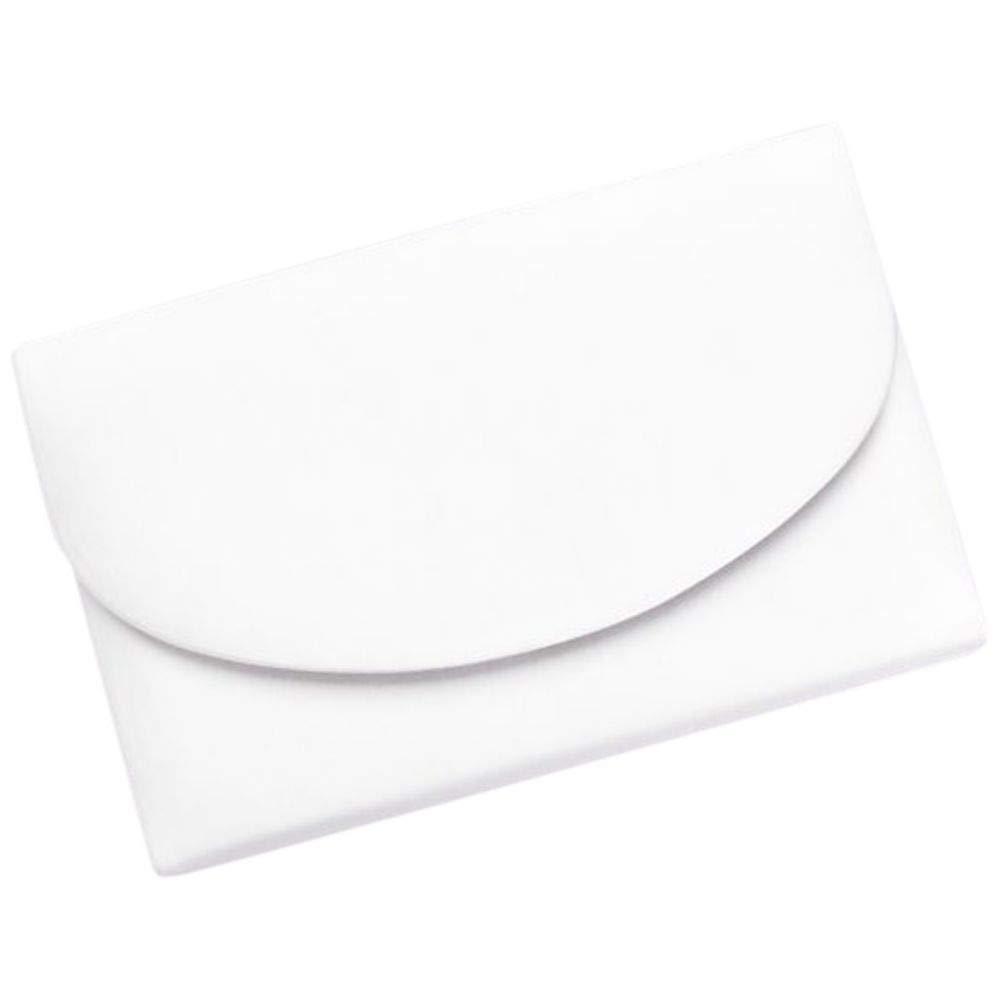 Dyeable Satin Simple Handbag Style HB250, White