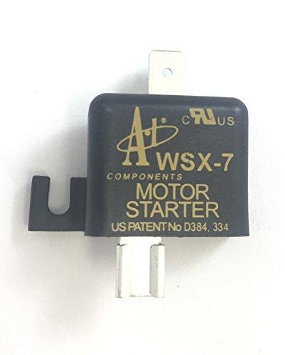 Atwood 3107977.005 Starter, Motor WSX-7 ()
