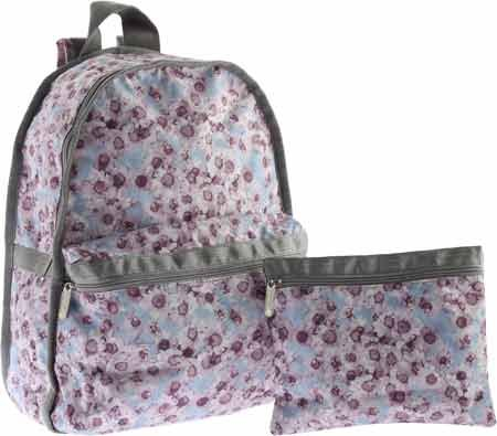 [レスポートサック] リュック (Basic Backpack),軽量 7812 [並行輸入品] B01E94M4Y2 Garden Daisies Garden Daisies