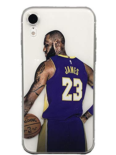 ECHC Soft TPU Basketball Case with Your Favorite