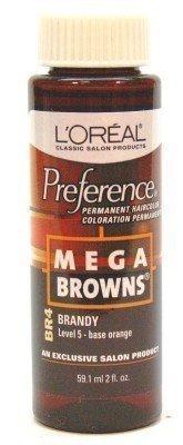 L'Oreal Preference # BR4 Mega Brown Brandy (Case of 6) by L'Oreal - Brandy Case