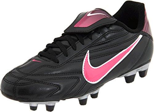 nike Dual Fusion X 2 (GS) Running Trainers 820305 Sneakers Shoes (6 M US Big Kid, Black (Black (stealth/black-white-all orange)