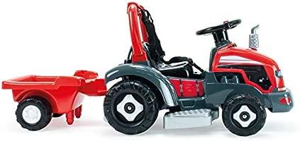INJUSA- Tractor Little 2 en 1 Eléctrico de 6V y ...