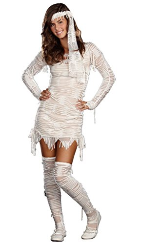 (Teen Young Adult Size Yo! Mummy Junior Costume -)