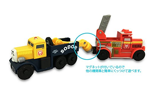 Thomas & Friends Wooden Railway - Race to The Rescue
