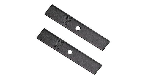 Amazon.com: Pack de 2 cuchillas de repuesto originales OEM ...
