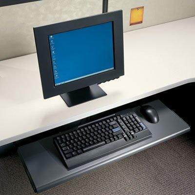 HON Slide-Away Laminate Keyboard Platform, 21-1/2