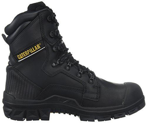 Black Shoe Waterproof Black Nano scaffold Mens Industrial Caterpillar Toe and Construction AwqFxPvvf1