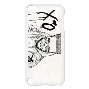 DIY Hard Snap-on Backcover Case for IPod Touch 5th - The Weeknd XO