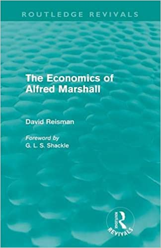Book The Economics of Alfred Marshall (Routledge Revivals)