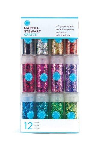 Martha Stewart Crafts Holographic Glitter product image